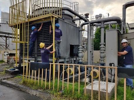 Syner Chem Equipment Maintenance