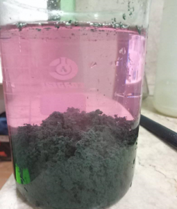 effluent coagulation chemical
