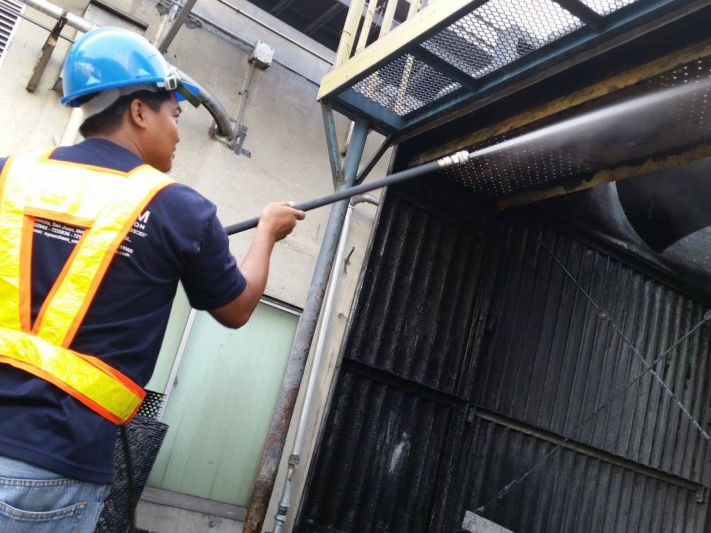 Descaling Services Philippines